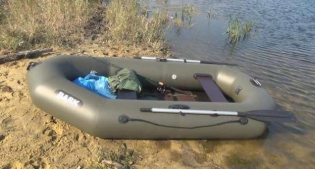 На Запоріжжі рятувальники відшукали тіло зниклого рибалки