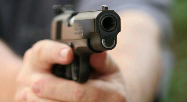 На Вінниччині поліцейський застрелив психічно хворого. ВІДЕО