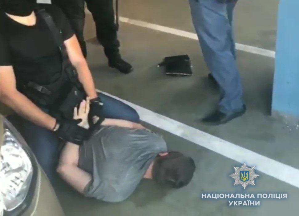 На Київщині затримали торговця людьми. ФОТО