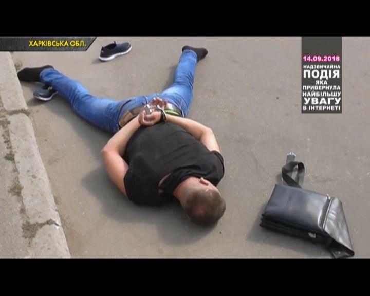У Харківській області під час затримання правоохоронці застрелили злов