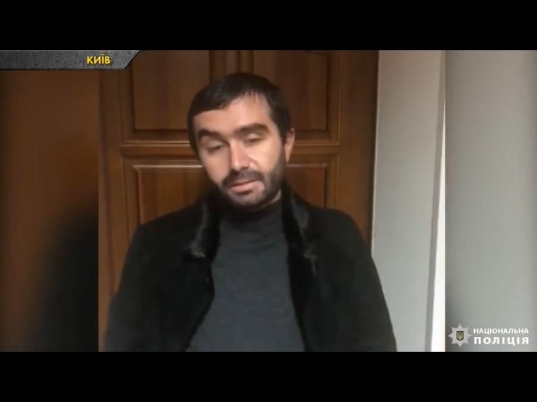 У Києві затримали «злодія в законі» якому вже був заборонений в'їзд в