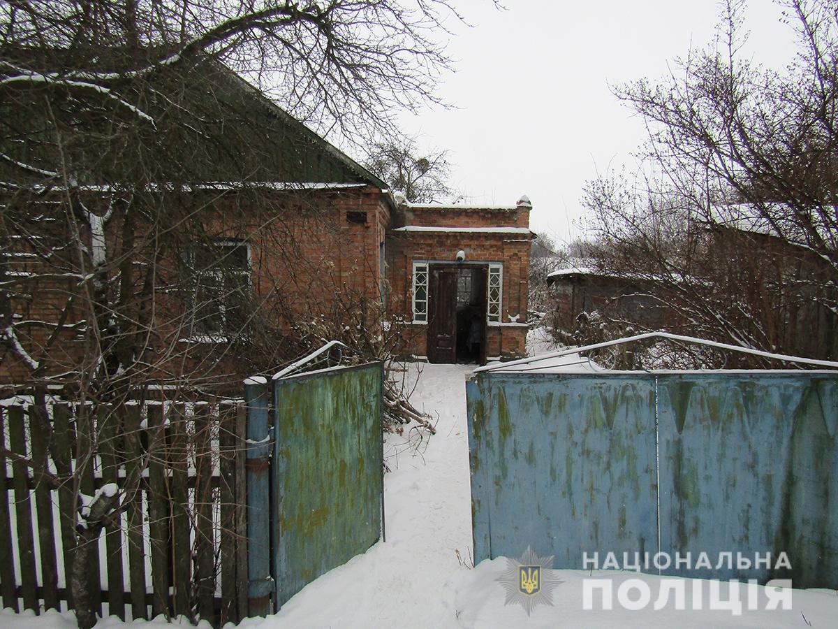У селі на Житомирщині, в одному з будинків, знайшли тіло жертви вбивст