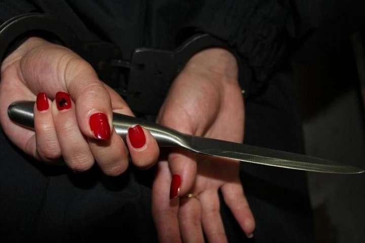 У Запоріжжі п'яна жінка вчинила криваву різанину, - поліція