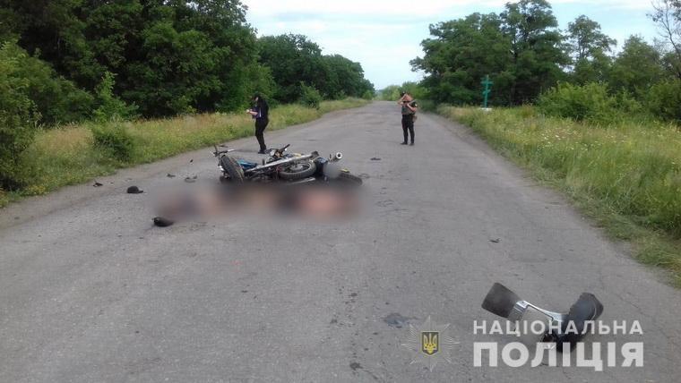 У жахливій ДТП на Луганщині загинули троє юнаків, дівчина у лікарні