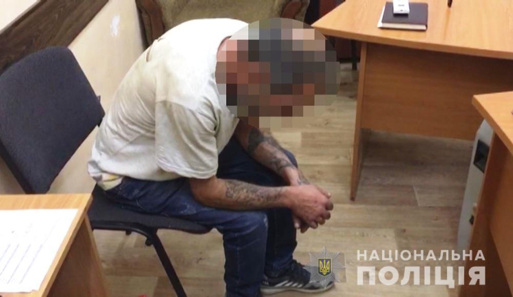 В Одесі іноземця затримали за підозрою у вбивстві літньої жінки. ВІДЕО