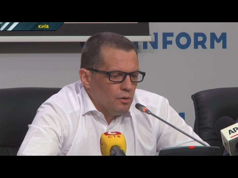 Роман Сущенко дав першу прес-конференцію після звільнення. ВІДЕО
