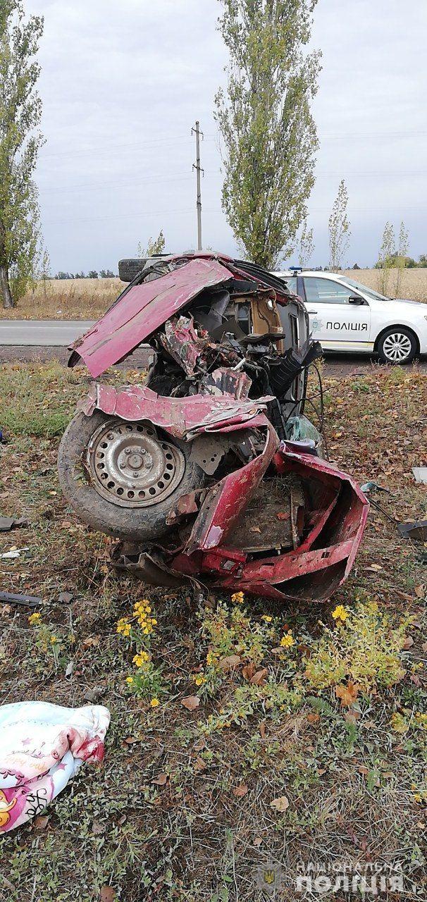 ДТП в Южноукраїнську: водій, через якого постраждав його син, був п'ян