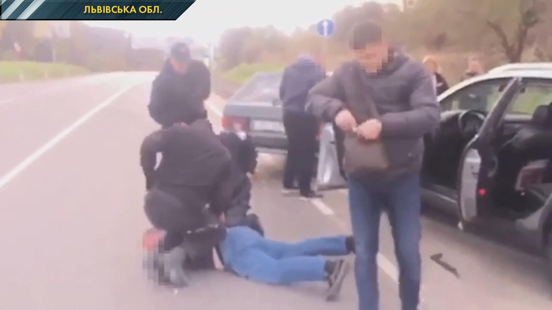 На Львівщині затримали члена міжрегіонального наркоугрупування. ВІДЕО
