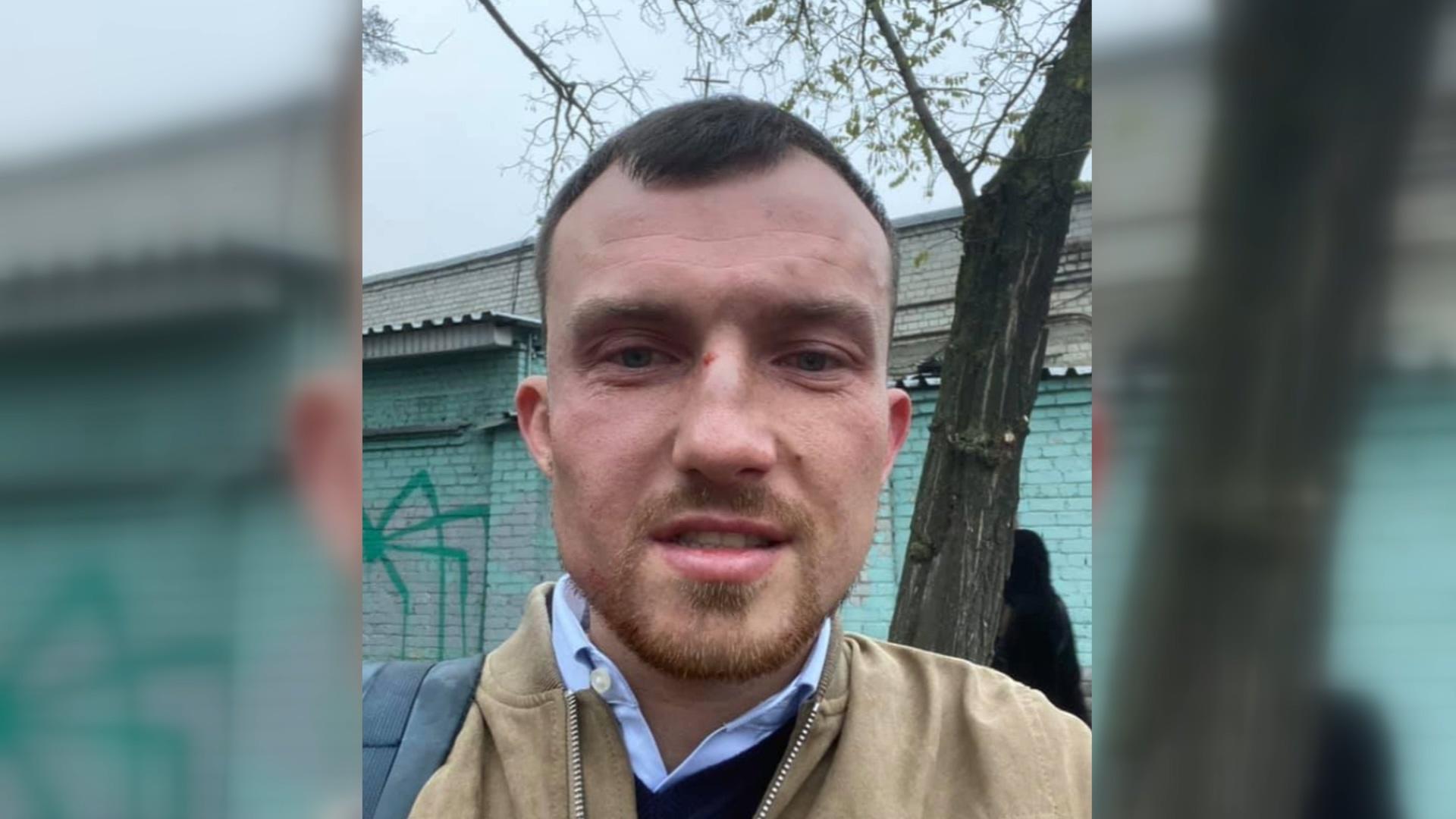 У Києві після погроз від дружини Анатолія Шарія напали на експерта неу