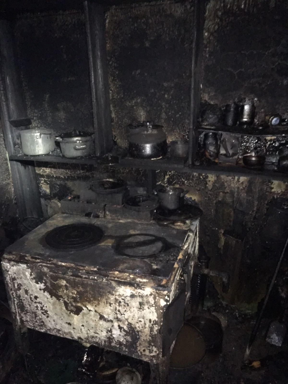 На Житомирщині жахливо загинула пенсіонерка, на якій спалахнув одяг