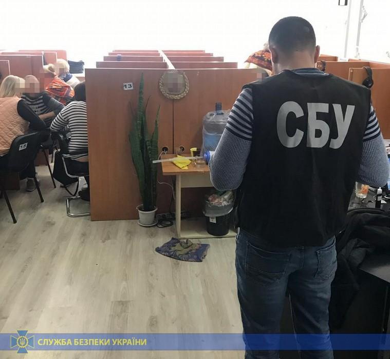 У Миколаєві СБУ ліквідувала неконтрольований міжнародний канал зв'язку