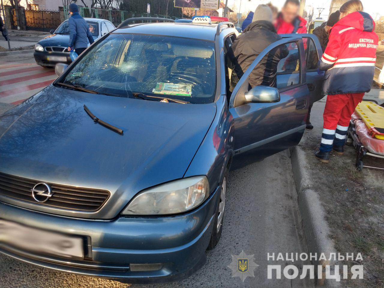 У Львові 12-річна дитина стала жертвою ДТП, - поліція
