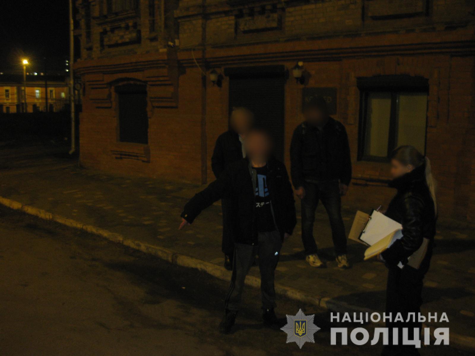 Маленькі розборки у великому Харкові: до лікарні привезли пораненого ч