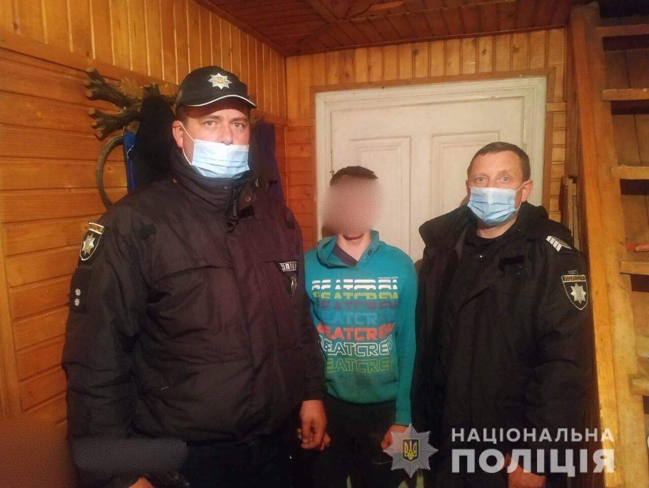 Бродив біля лісу: на Прикарпатті розшукали зниклого 16-річного хлопця