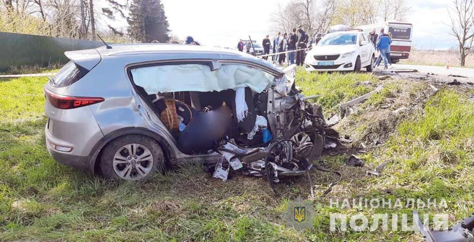 Поліція Прикарпаття встановлює обставини смертельної ДТП за участі рей