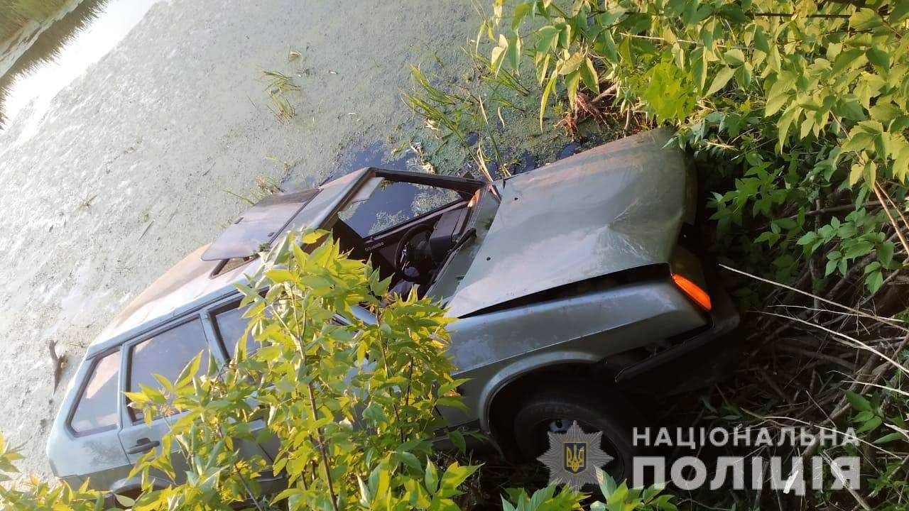 Поліція Рівненщини встановлює обставини ДТП із трьома пораненими. ФОТО