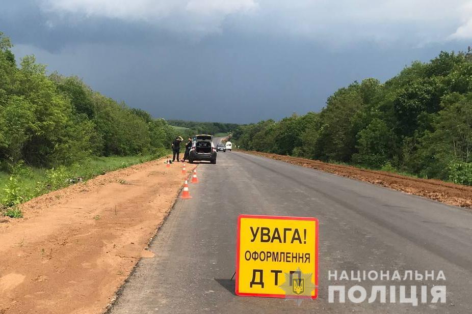У ДТП на Луганщині перекинувся легковик легковик до лікарні потрапило