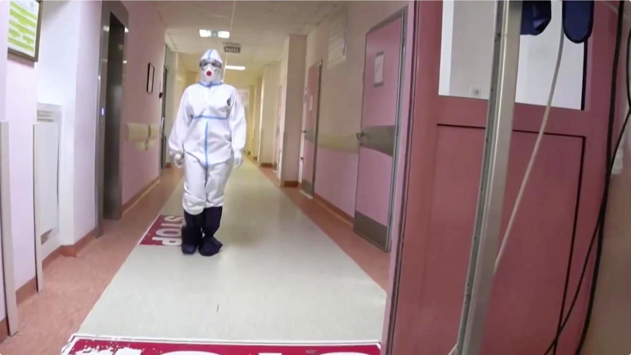 В Олександрівській лікарні зафіксували 6 випадків нового штаму коронав