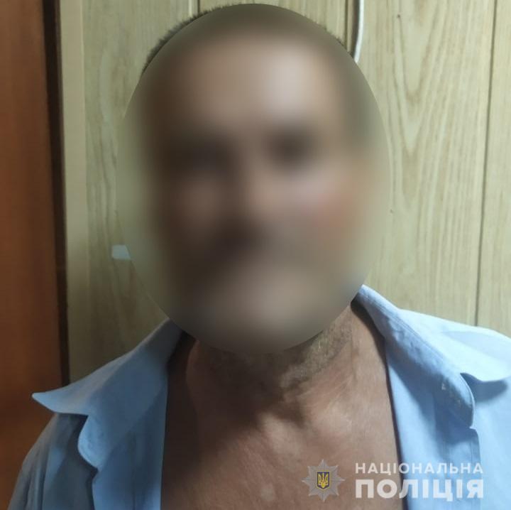 На Київщині п'яна лють довела батька до вбивства сина. ФОТО